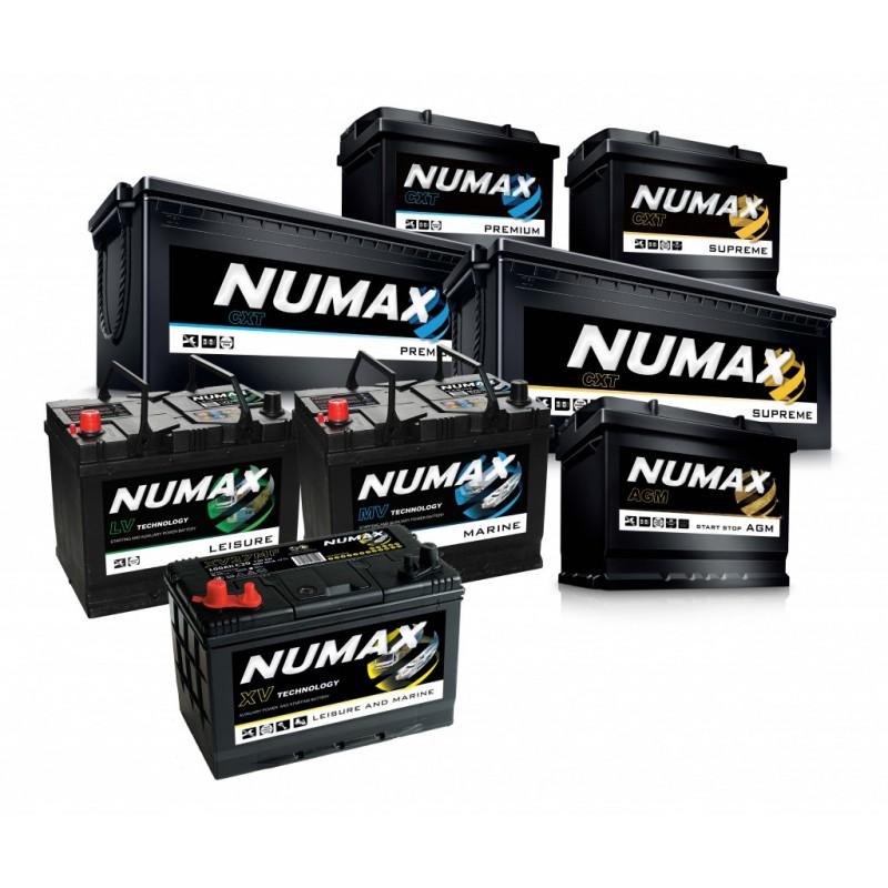 batterie moto numax